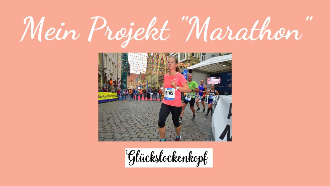 Mein 1. Marathon
