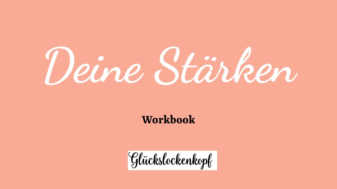 """Workbook """"Stärken"""""""